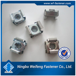 Ningbo WeiFeng high quality fastener anchor, screw, washer, nut ,bolt cage nut