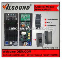 VAM-200 digital audio amplifier module/active speaker amplifier module/amplifier module for active speaker