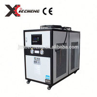 cooling screw chiller hanbell compressor