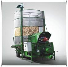 Jiangtai fuente de alimentación móvil grano secador utilizado para secado grano, móvil maíz secador, móvil de arroz móvil secador maíz secador