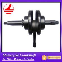 JL110CC engine spare crankshaft jialing motorcycle spare parts
