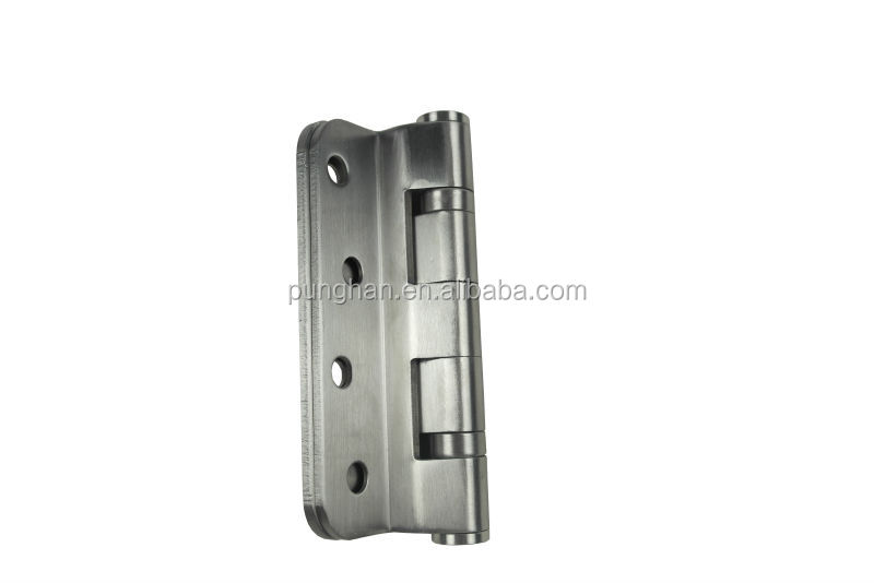 Commercial heavy duty swing away expandable offset door