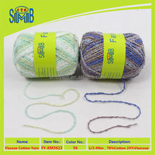 good sell viskose and cotton dyed yarn from yarn mill
