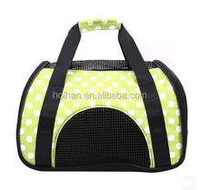 CHINA MANUFACTURE SOFT DOG CARRIER FOLDABLE DOG CARRIER PET BAG