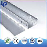 Q235B Steel china carbon steel perforated cable tray