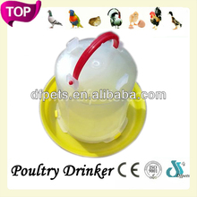 3kgs plástico amarelo frango Waterer DF-D004