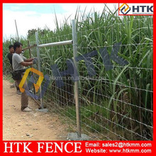 Hot Dipped Galvanized Animal Cage Wire Fence