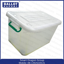 Election Box/voting Box/plastic storage container