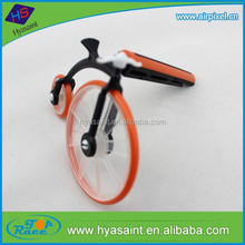 Good smell bright bicycle shape sanis car vent air freshener