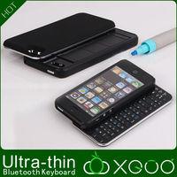 Mini Bluetooth Keyboard Case For iphone 5 Bluetooth Keyboard Case