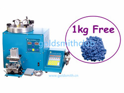 Hot Sale gh-0062 Wax Injector + (Free) 1kg Wax , Jewelry Wax Injection , Automatic Vacuum Wax Injector , Boking Jewelry Tools