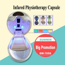 2015 super deluxe digital ozone sauna spa capsule for salon(SW-705S)