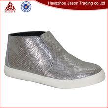 New type top sale women classy low heel shoes