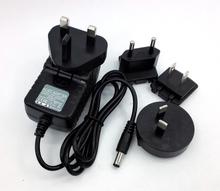 1500ma 6v ac power adapter for England