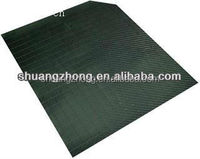 black HDPE plastic slip sheets for plastic pallet