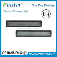 new model led daytime running light drl emark e4 r87 7000k car led