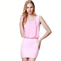 M10292A 2015 summer latest dress designs fashion ladies office wear dress