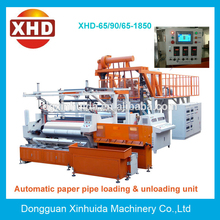 1500 MM WIDTH AUTOMATIC HIGH SPEED 3- LAYER COEXTRUSION STRETCH/CLING FILM MACHINE