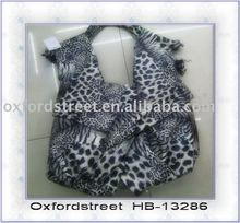 fashion suede handbag nice design