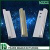low price pvc aluminum inner ceramic tile corner trim for marble edge