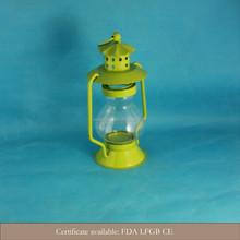 2015 new design mini metal candle holder insert metal holders