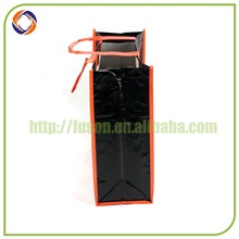 fashionable eco luxury non-woven sling bag