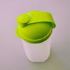 700ml BPA free plastic blended shaker bottle protein shake bottles with customized logo