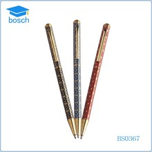 New promotional gifts blank promotional metal cross ball pens