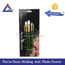 Free sample high quality bristle make up cosmatic brush set
