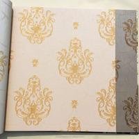 high quality 3d decorative wallpaper project design hotel