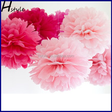 Tissue Pom Poms Party Decorations for Weddings, Birthday Parties and Baby Showers SD002