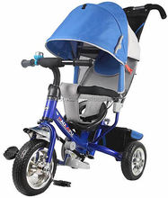 Mother baby stroller bike/metal tricycles for toddlers/toddler tricycle with push bar