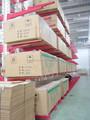 Almacenamiento almacén de servicio pesado voladizo rack / chapa de acero voladizo bastidores
