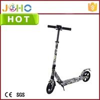 cheap dirt folding big wheel kick scooter