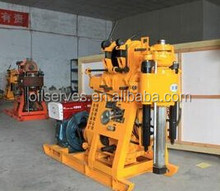 water well drill rig sw-100 model,drilling depth 100m