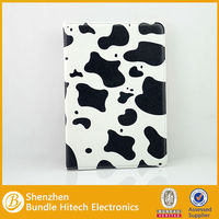 2014 High Quality Leather Case Tablet PC Cover For iPad Mini2 Accept Paypal