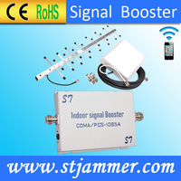 Mobile signal booster 850 1900 dual band repetidor celular dual band 850/1900mhz signal booster