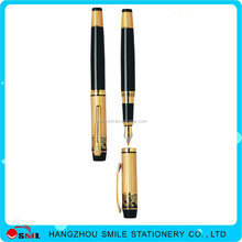 School Stationery Products white feather luxury fountain pen
