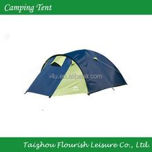 folding backpacking tent/waterproof camping tan tent hiking tent
