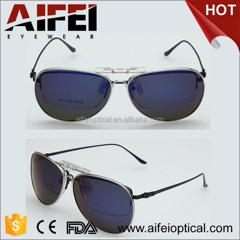 Eyeglass Frame With Clip On Sunglasses : Fashion Eyeglass Frames With Clip On Sunglasses - Buy ...