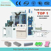 QT12-15 fully automatic fly ash block machine/ fly ash brick making automatic plant