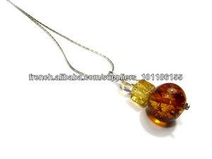 Argent 925 , pendentif , collier , bracelets , ambre, avec des éléments Swarovski , boucles d'oreilles, des ensembles , des bijo
