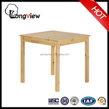 the 2015 newest Square solid wooden children study desk,ikea ergonomic children study table