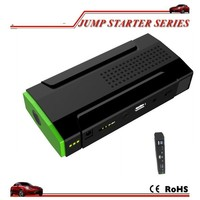 2014 hot selling newest car battery jumper cables 19v 16000mAh car jump starter/mini car booster for emergency use/power