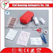 Customized useful complete car roadside emergency kits