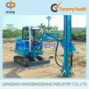 High quality pile drilling machine attachment,ground screw pile driver