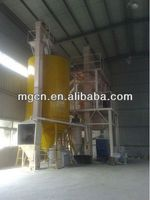 Economic and practical automatic dry mortar paint mixing machinery in China