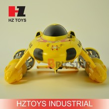 New arrival can diving one meter deep yellow plastic submarine toy model.