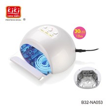 Nail LED UV lamps.18W UV Nail Lamp. better led nail uv lamp