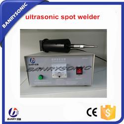 Handheld 30k Ultrasonic Welder plastic spot welding